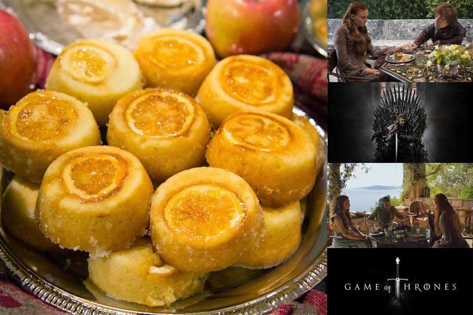 Lemon Cakes - Game of Thrones
