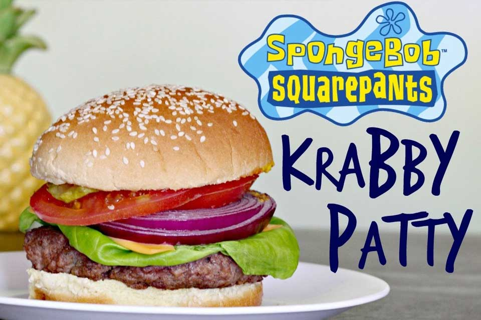 Krabby Patty - Spongebob