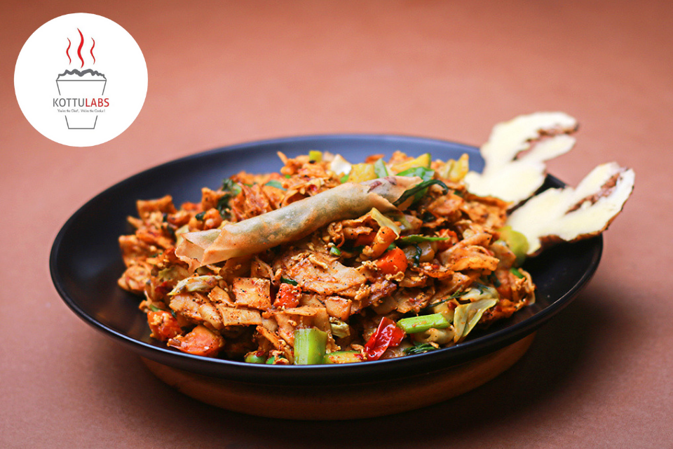 Explore the science of Kottu with KOTTULABS